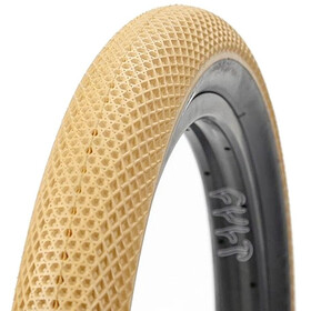 """CULT Vans Waffle BMX Tyre 16x2.30"""", cream/blackwall"""